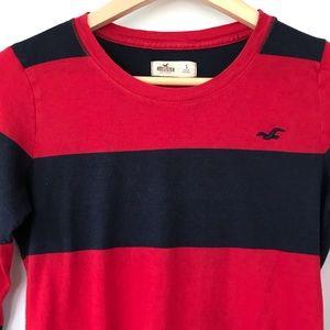 Hollister long sleeve t-shirt.